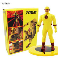 Super Hero The Flash ZOOM PX Previews Exclusive Flash 1 12 PVC Action Figure Collectible Model