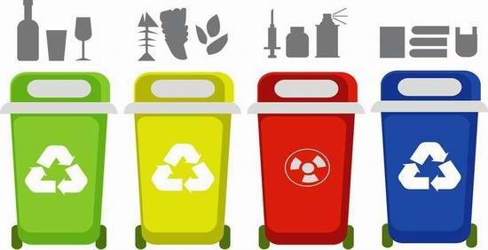 垃圾分类全国推广,这些城市也将建成垃圾分类系统!