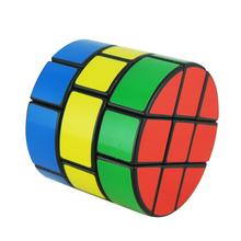 купить 3x3 Magic Cube Magnetic Coloful Column Cube Puzzle Toy Speed For Magic Cube Antistress Puzzle For Children Adult Education Toys онлайн