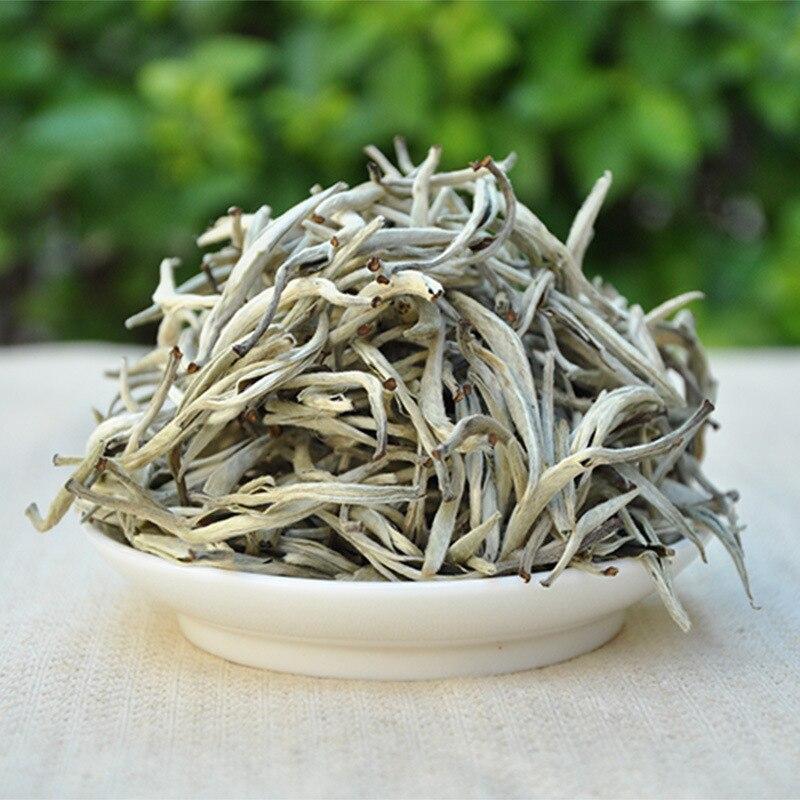Organic Bai Hao Yin Zhen White Tea