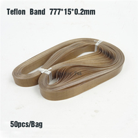 777 15 0 2mm Band Sealer Teflon Belt P T F E Resin Products Seamless Ring