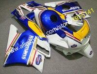 Hot Sales,Carenado Kit For Honda CBR600 F2 1991 1992 1993 1994 CBR 600 F2 91 92 93 94 CBR600 Rothmans Motorcycle Fairing Kits