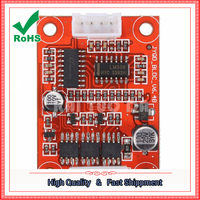 DC Motor Driver Board Brushless No Hall Motor Driver Hard Drive Motor Drive Pump Drive Module