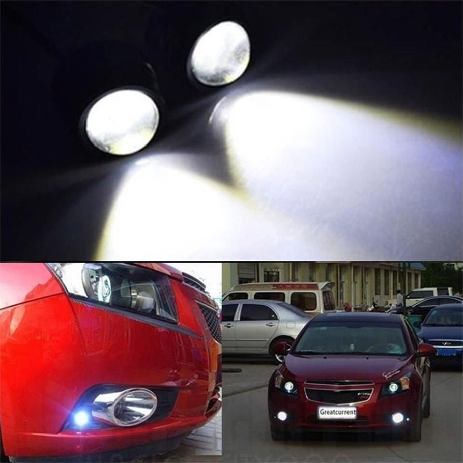 2pcs 9W 18mm led car lights DRL daytime running light reverse parking lamp car styling light source bulb hot selling# nawo new women bag luxury leather handbags fashion women famous brands designer handbag high quality brand female crossbody bags