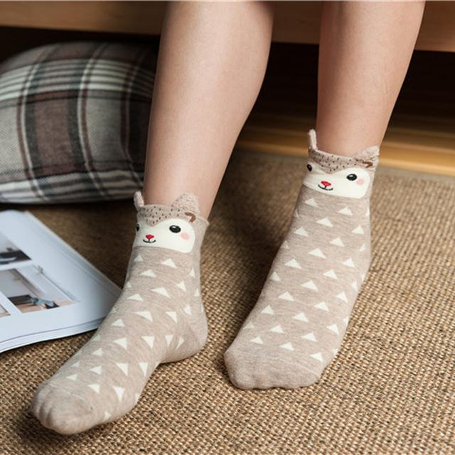 Women's Warm Short Socks