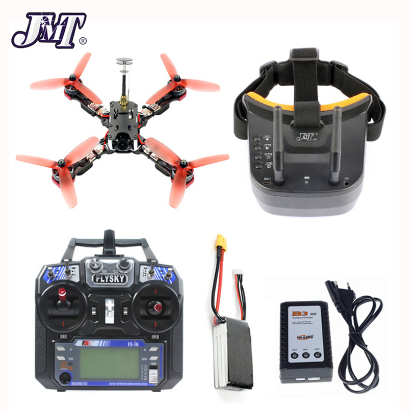 JMT Frog 218mm Racer Drone RTF Betaflight F4 Pro V2 BLHeli-s