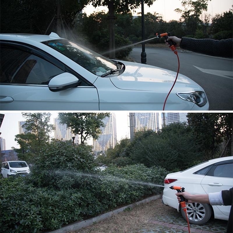 high-pressure electric water cleaner,Premium Portable 12V Electric High-Pressure Car Wash Kit