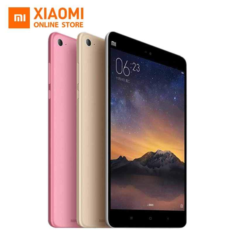 "Prix pour D'origine Xiaomi Mipad 2 Mi Pad 2 Tablet PC MIUI 8 7.9 ""Intel Atom X5 Quad Core 2 GB RAM 16 GB/64 GB ROM 8.0MP 6190 mAh"