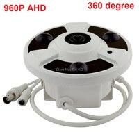 HD 1 3MP Analog High Definition AHD CMOS 960P 3Pcs Array Leds 20M IR CUT Indoor