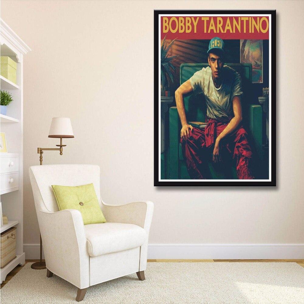 X073 Logic Bobby Tarantino Mixtape Hip Hop Music Album