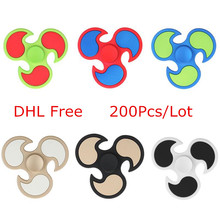 200Pcs/Lot Camo EDC Fidgets Toys Finger spinner For Autism/ADHD Adult Stress Wheel Camouflage Hand Spinner Nano bearings Gift