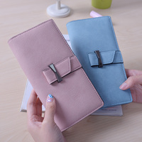 PORTABLE CARD SLOTS Portemonnee Wallets Female Purses Leather Bags Women Cheap Purses Wallets Card Holders Portefeuille