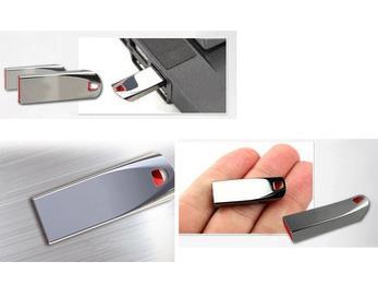 USB flash drive Metal usb 2.0 flash drive thumb pen drive u disk creativo memory stick festival USB Flash Disk 4GB-64GB S762