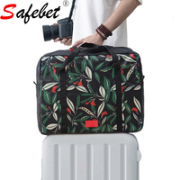 Foldable Men Travel Bags Women Hand Luggage Storage Bag Clothing Organizer Packing Cubes