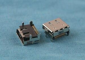 Image 4 - OCGAME 5 unids/lote conector de interfaz de conector de puerto HDMI para XBOX360 XBOX 360 reemplazo interno delgado de alta calidad