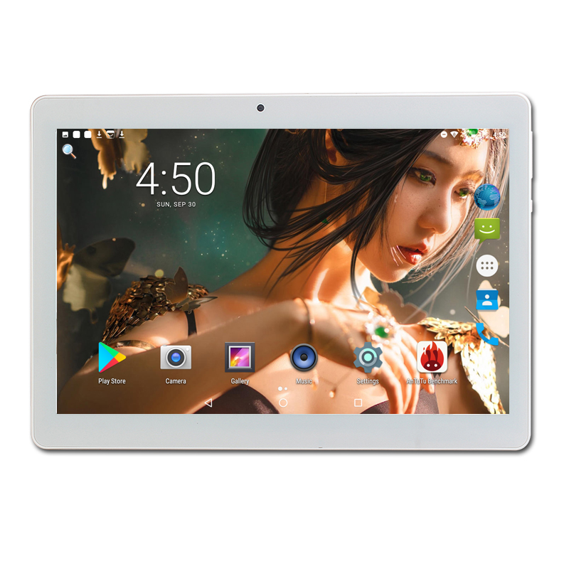 10.1 inch Design 3G 4G Phone Call Android 7.0 Octa Core IPS 7 8 9 10 tablet pc 64GB