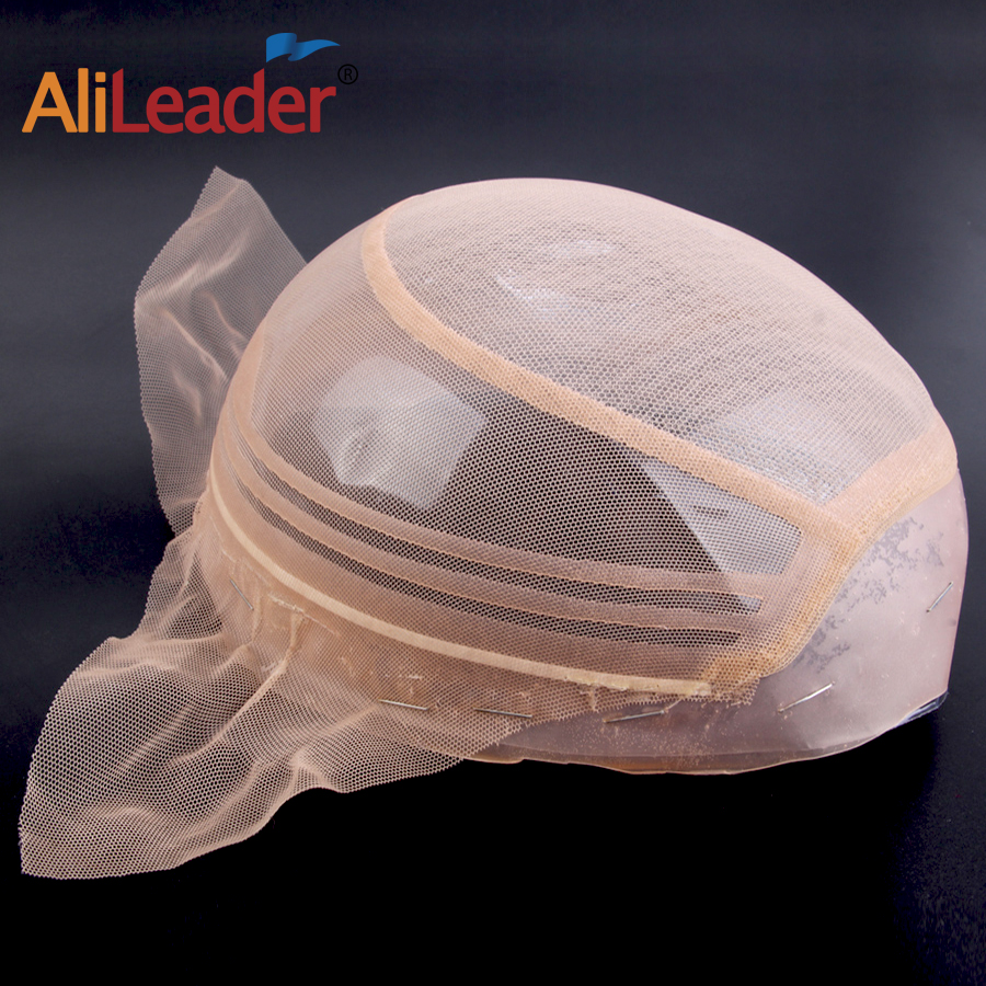 New 1pcs Pack Lace Wigs Cap Hair Nets Hair Net Silicone