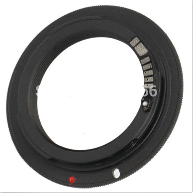 AF Confirm M42 Lens to for Canon EOS Rebel Kiss mount adapter ring w/ chip XSi T1i  1D 5D 5D2 6D 7D 50D 60D 450D 500D 600D 1000D стоимость
