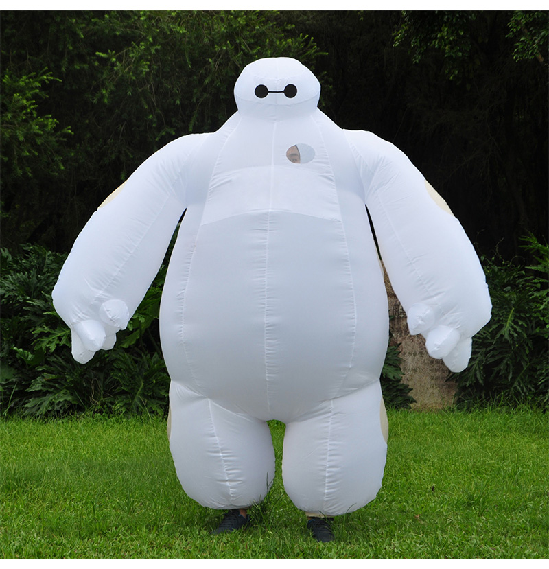 baymax inflatable cosotume_11