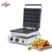 ITOP 25pcs bomb burning machine tokoyaki Maker octopus baking machine household takoyaki machine octopus balls maker