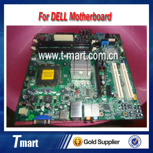 ФОТО 100% working For dell 530 530S G33M02 G33 CU409 RY007 RK936 Desktop Motherboard fully tested