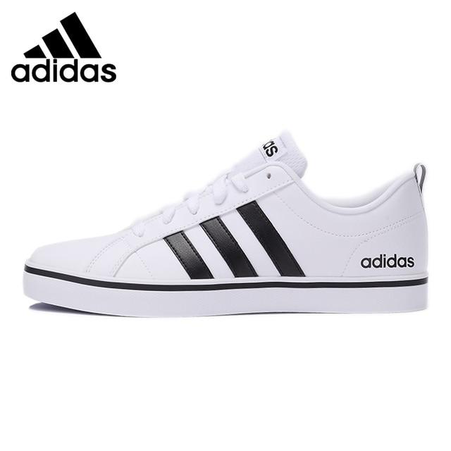 lowest price 7b5ea e7602 Original Nouvelle Arrivée 2018 Adidas NEO Étiquette Hommes de Planche À  Roulettes Chaussures Sneakers