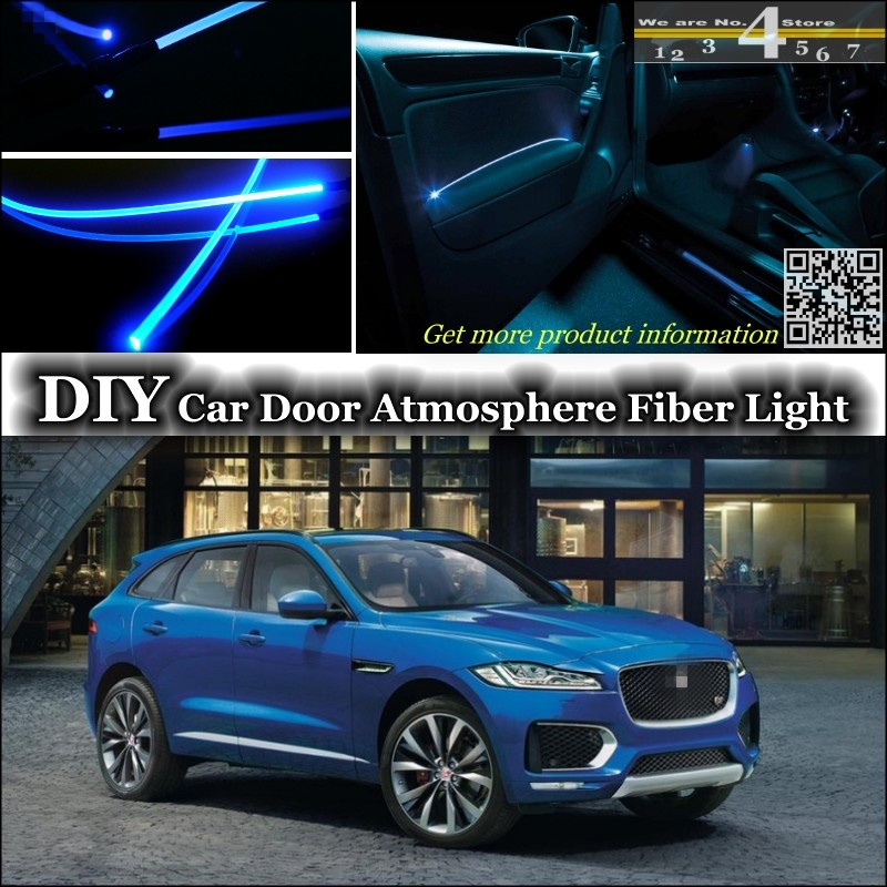 Jaguar F Pace Cheap Interior