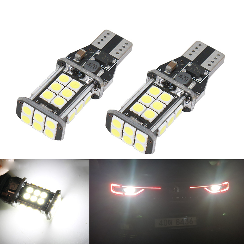 Renault Clio MK4 SUPER BRIGHT White Xenon Canbus LED Side Light Bulbs