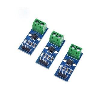 4 unids/lote ACS712 5A 20A 30A rango de corriente de Hall MÓDULO DE Sensor DE ACS712ELCTR-05A 20A 30A módulo Arduino 5A ACS712-05A 20A 30A pcb