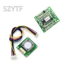 1 adet ZE08 CH2O ortak tipi elektrokimyasal sensör modülü modülü formaldehit ev dekorasyon ZE08 CH20