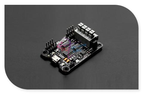DFRobot 100% Original Multi USB/RS232/RS485/TTL interfaces entre a Alimentação do Conversor 3.3 V para 5 V com Poder LEVOU para arduino