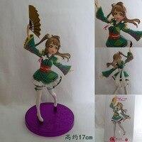 Gratis verzending Anime Figuur Liefde Live Kirino Kousaka PVC Action Figure Model Poppen 17 CM Retial Doos KB0634