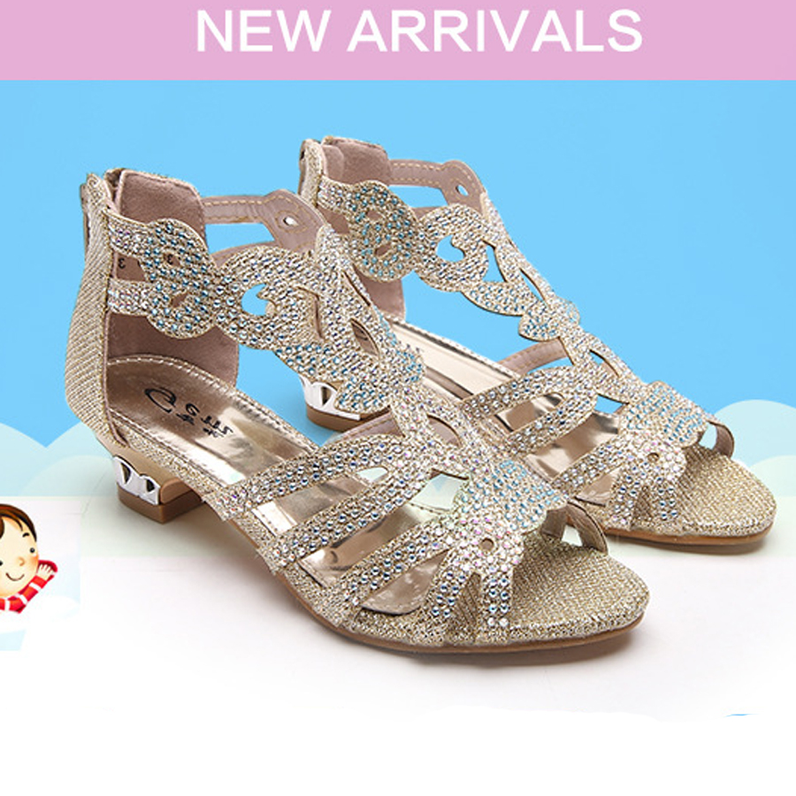 Colorful Girls Wedding Dress Shoes Component - All Wedding Dresses ...