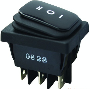 IP67 Waterproof Rocker Switches 125/250V 10A 15000times