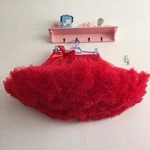 Прямая с фабрики; Новейшая модная Элегантная стильная детская модная юбка-американка; красная юбка для девочек; юбка-пачка для свадьбы