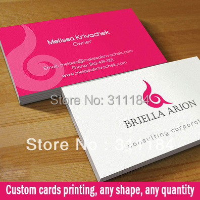 Online Buy Wholesale visiting card paper from China visiting card ...