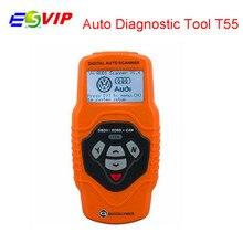 5pcs/Quicklynks Scanner T55 Auto OBD2 EOBD/OBDII +Can Scanner Diagnostic Tools Code Reader Scan tools OBD Auto Diagnostic tool