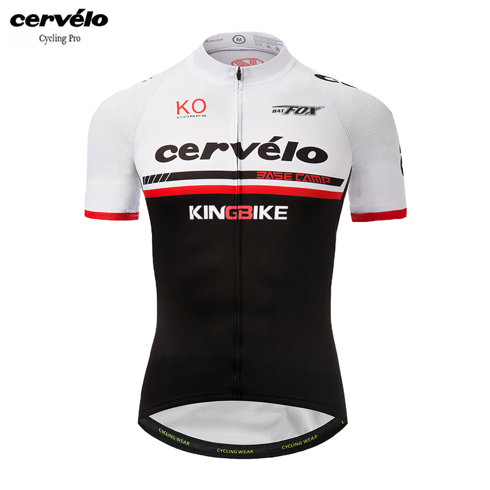 2019 Breathable Pro Team Long Mesh Cycling Jersey Only Bike Jersey Summer Quick Dry Zipper Ropa Ciclismo Cycling Clothings