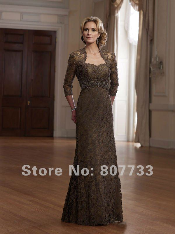 ea30dddc58 Free Shipping!!!Cheap price beaded sweetheart mother of the bride lace  dresses-in Mother of the Bride Dresses from Weddings   Events on  Aliexpress.com ...
