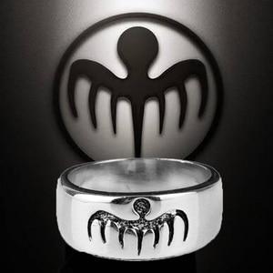 Кольцо с логотипом Джеймса Бонда из фильма dongsheng, кольцо 007 Джеймса бондокопа для любителей рождественского подарка-25