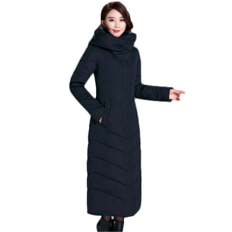 Big Size Winter Women   Coat   Ultra Light gray Duck long   Down   Jacket Women Winter Windproof   Down     Coat   Fenale Jacket Portable D827