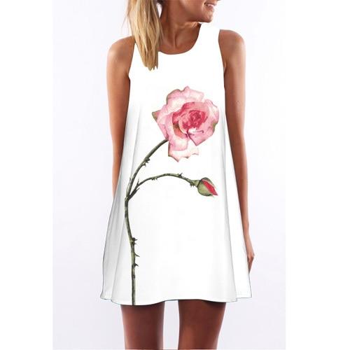 Vestidos Summer Dress...