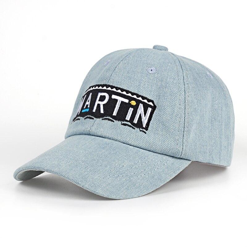 fb15cdf2d46 Talk Show Variety Baseball Cap Martin Show Cap Cowboy Washed High Quality  Adjustable Dad Hat Hip