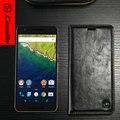 Новый Для Google Nexus 6 P Case Vintage CaseMe Марка Кожа Магнитная флип Бумажник Стенд Телефон Обложка для google nexus 6 p Новое Прибытие