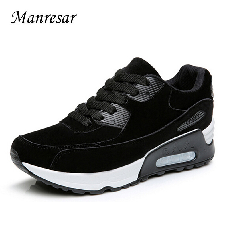 Manresar 2017 New Women Canvas Casual Shoes High Platform Wedge Girl Trainers Breathable Outdoor Walking Zapatillas Mujer 35-40 pop women outdoor mesh casual shoes lace up trainers rhinestone flat shoes platform walking shoes zapatillas deportivas xk082912