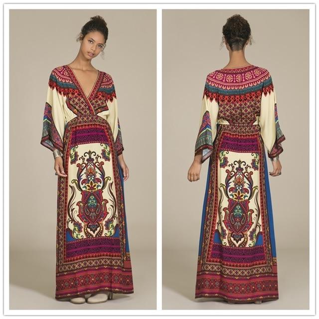Summer boho chic dresses