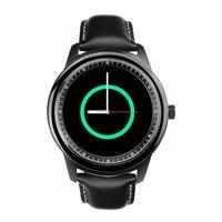 Full HD IPS Экран SmartWatch Bluetooth Smart часы Беспроводные устройства Фитнес трекер для iPhone 5 6 плюс 7 Xiaomi Huawei Samsung