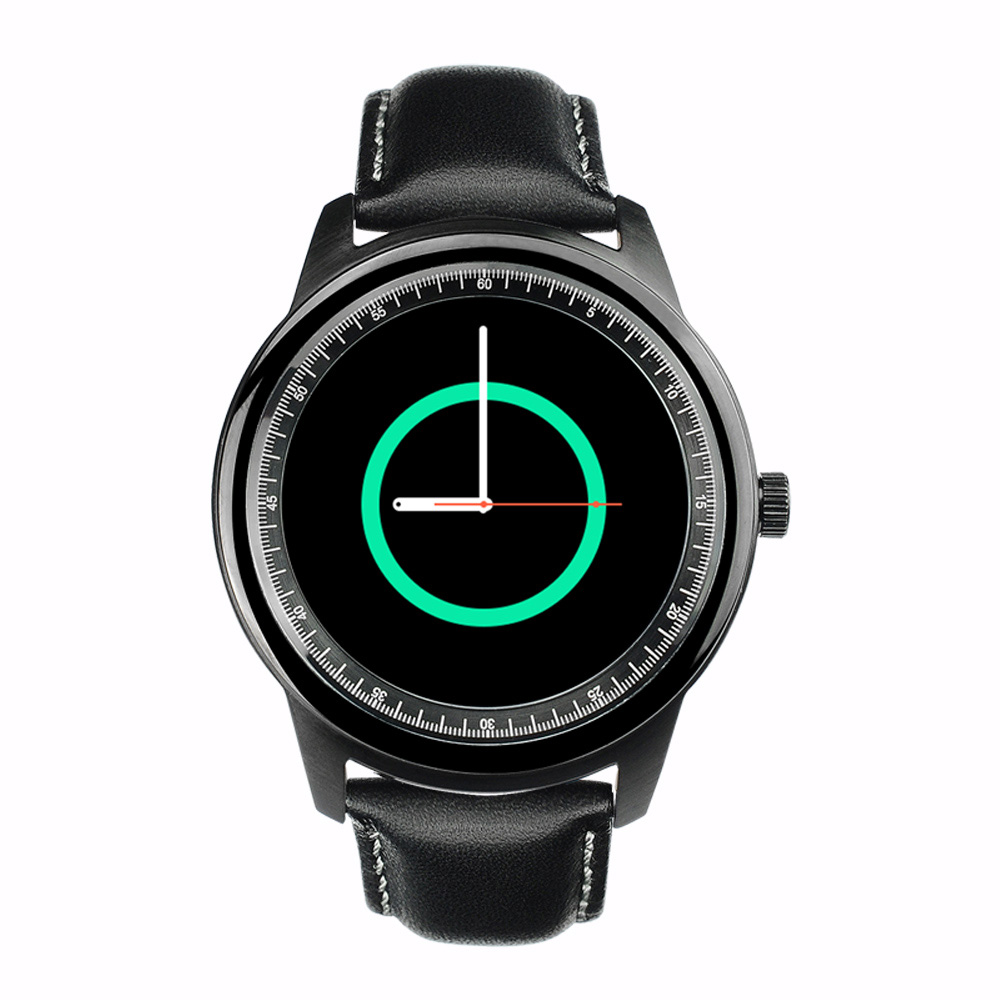 Full HD IPS Screen font b Smartwatch b font Bluetooth Smart Watch Wearable Devices Fitness Tracker