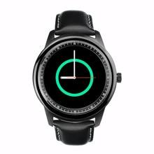 Full hd ips-bildschirm smartwatch bluetooth smart watch tragbare geräte fitness tracker für iphone 5 6 plus 7 xiaomi huawei samsung