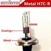 Freeshipping Xenon H7CR Hid Xenon Bulb 35W Metal Base H7C R Coating Layer H7C H7R 4300K
